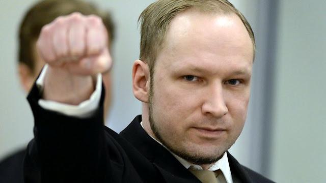 Breivik Photo: Anders Breivik And Michael Adebolajo