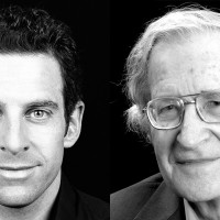 Sam Harris versus Noam Chomsky
