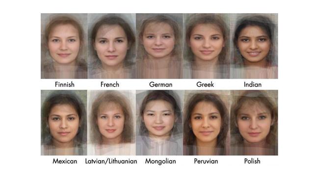 Racial Groups Of Women Asian 87